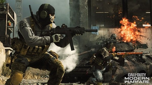 Call of Duty: Modern Warfare Gest a Couple Of New Maps and More!