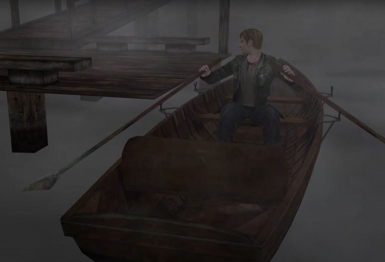 Silent Hill 2 Video Game Review Boat Scene
