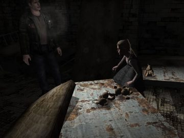 Silent Hill 2 Video Game Review Laura