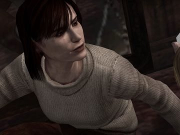Silent Hill 2 Video Game Review Show Photo Scene
