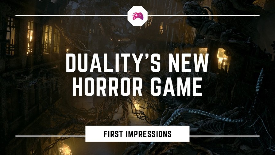 Duality Game's Newest Horror Game Unholy