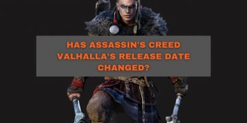 Has Assassin's Creed Valhalla's Release Date Changed