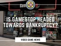 Is Gamestop Headed Towards Bankruptcy