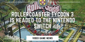 Rollercoaster Tycoon 3 Is Headed To The Nintendo