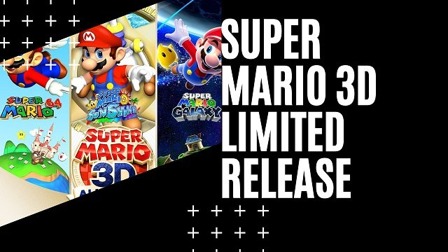 Super Mario 3D Limited Release Scalpers