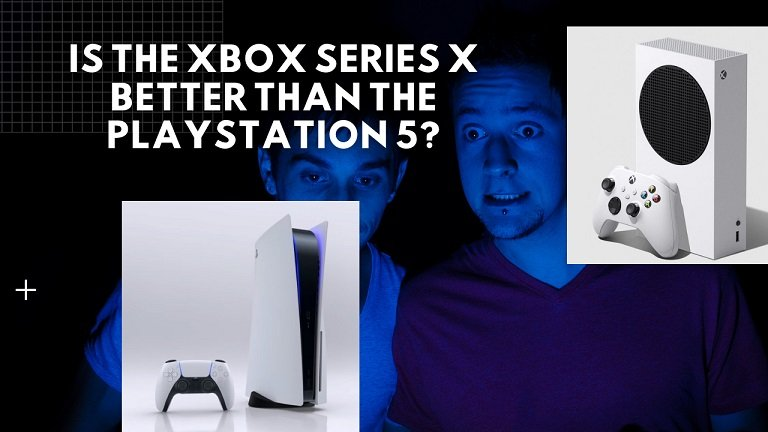 Xbox Series S compared with Playstation 5