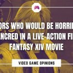 3 Actors Who Would Be Horrible As Thancred In A Live-Action Final Fantasy XIV Movie