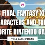 3 Final Fantasy XIV Characters And Their Favorite Nintendo Games