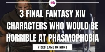 3 Final Fantasy XIV Characters Who Would Be Horrible At Phasmophobia