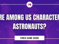 Are Among Us Characters Astronauts