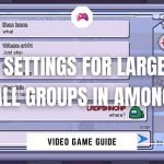 Best Settings for Large and Small Groups in Among Us