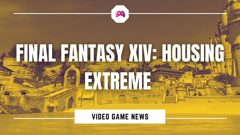 Final Fantasy XIV Housing Extreme