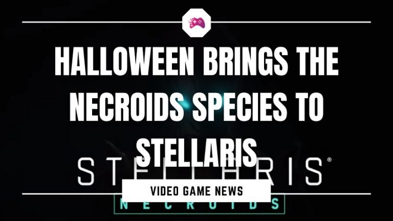 Halloween Brings The Necroids Species To Stellaris