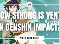 How Strong Is Venti In Genshin Impact