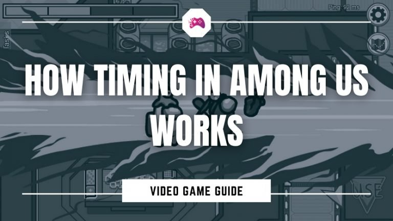 How Timing In Among Us Works
