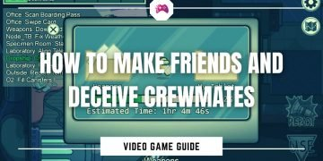 How to Make Friends and Deceive Crewmates