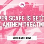 Hyper Scape Is Getting The Anthem Treatment