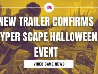 New Trailer Confirms Hyper Scape Halloween Event