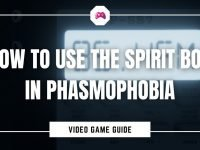 Spirit Box Commands In Phasmophobia