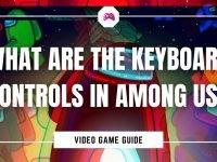What Are The Among Us Keyboard Controls