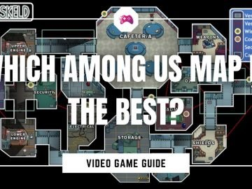 Which Among Us Map Is The Best