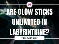Are Glow Sticks Unlimited In Labyrinthine
