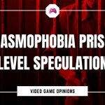 Phasmophobia Prison Level Speculation