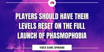 Players Should Have Their Levels Reset On The Full Launch Of Phasmophobia
