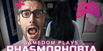 Gamedom Plays Phasmophobia