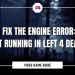 How To Fix The Engine Error Steam Is Not Running In Left 4 Dead 2
