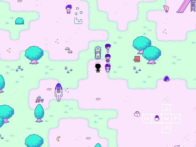Omori Video Game Get Observation Ability 012