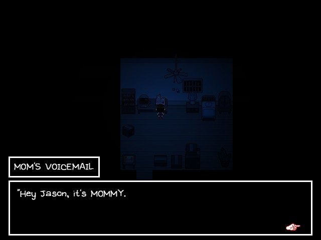Omori Video Game Moms Voice Mail 001