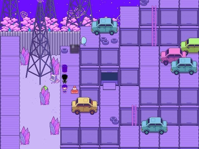 Omori Video Game More Looking For A Letter 008