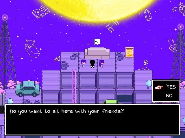 Omori Video Game Want To Sit 004