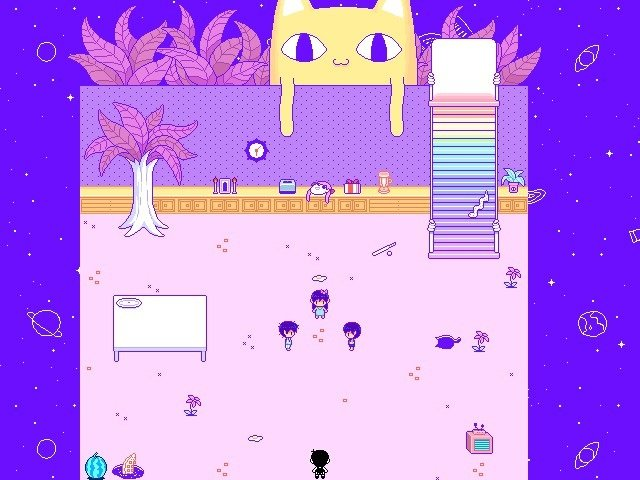 Omori Video Screen Play Scene