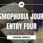 Phasmophobia Journal Entry Four