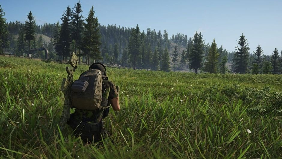 Tom Clancy's Ghost Recon Game Play