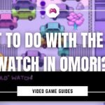 What Do You Do With The Gold Watch In Omori