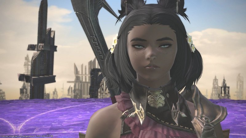 Final Fantasy XIV 5 Gameplay She Is Ready To Close