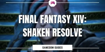 Final Fantasy XIV Game - Shaken Resolve