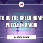 How To Do The Green Humphrey Puzzle In Omori