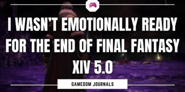 I Wasn't Emotionally Ready For The End Of Final Fantasy XIV 5.0