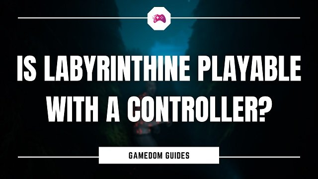 Is Labyrinthine Playable With A Controller