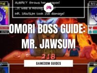 Omori Boss Guide Mr Jawsum