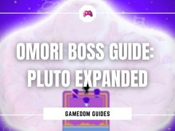 Omori Boss Guide Pluto Expanded