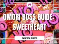 Omori Boss Guide Sweetheart