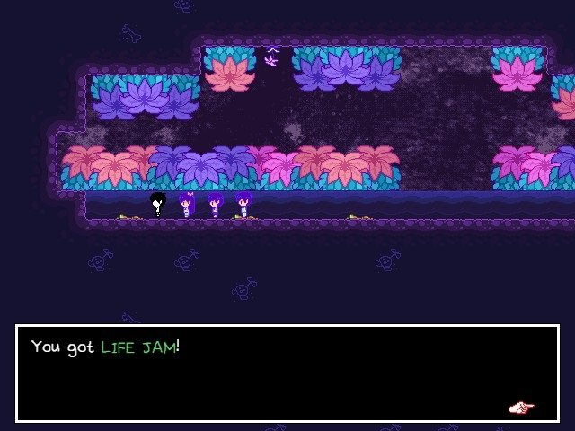 Omori Boss Guide You Got Life Jam