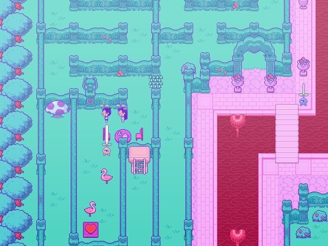 Omori Game Guide Aim To The Right An A Window Pops Open