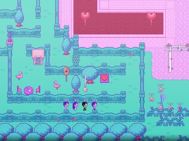 Omori Game Guide Aim To The Right To Take Out The Laser