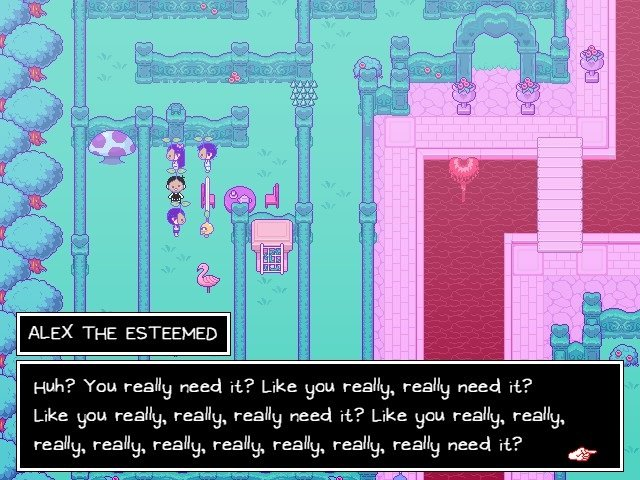 Omori Game Guide Alex The Estemeed You Really Need It